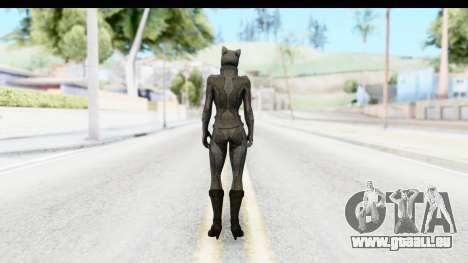 Batman:AC - Catwoman LP pour GTA San Andreas troisième écran