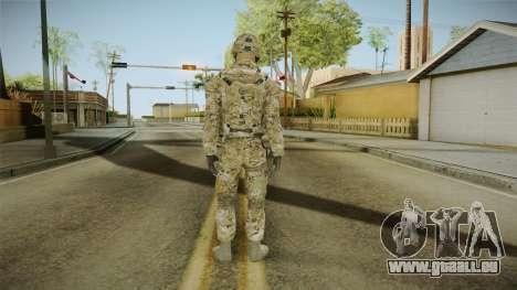 Multicam US Army 2 v2 pour GTA San Andreas troisième écran