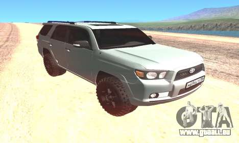 Toyota 4Runner pour GTA San Andreas