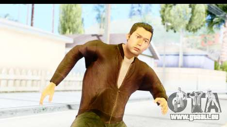 GTA 5 Korean Gangster 1 pour GTA San Andreas