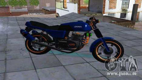 JAWA 350-638 SPORTS AMG für GTA San Andreas
