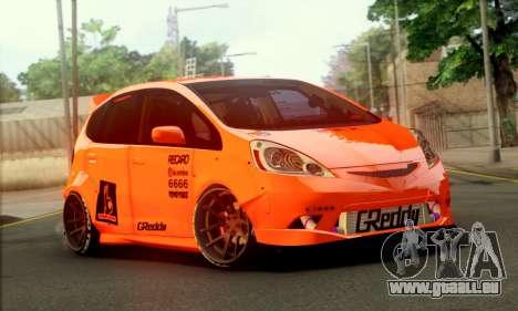 Honda Fit 2009 Rocket Bunny pour GTA San Andreas