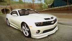 Chevrolet Camaro Synergy pour GTA San Andreas
