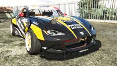 Mazda MX-5 (ND) RADBUL Mango v1.1 [replace]