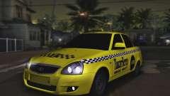 Lada Priora Taxi-Le Vent