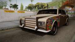 Stafford Old Sticks pour GTA San Andreas