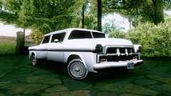 Walton Sedan pour GTA San Andreas