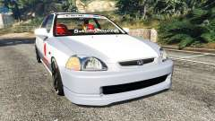 Honda Civic EK9 [kanjo edition] [replace]