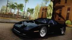 Ferrari F40 (US-Spec) 1989 IVF