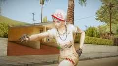 Crossfire Fox Undercover für GTA San Andreas