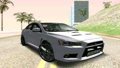 Mitsubishi Lancer für GTA San Andreas