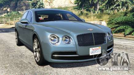 Bentley Flying Spur [add-on] pour GTA 5