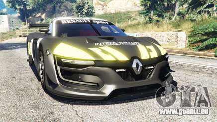 Renault Sport RS 01 2014 Police Interceptor [r] pour GTA 5