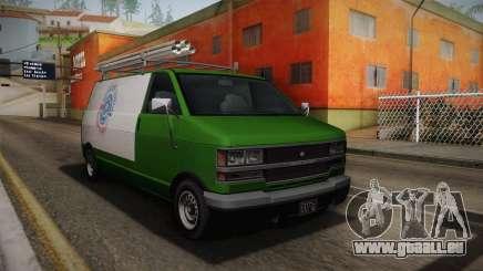 GTA 4 Burrito für GTA San Andreas