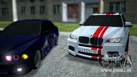 BMW MX5 pour GTA San Andreas