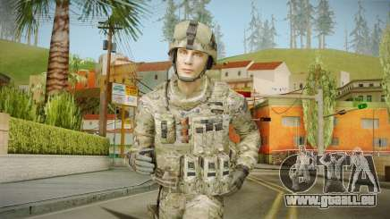 Multicam US Army 2 v2 pour GTA San Andreas