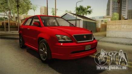 GTA 5 Emperor Habanero für GTA San Andreas