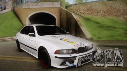 BMW M5 E39 Turbo King für GTA San Andreas