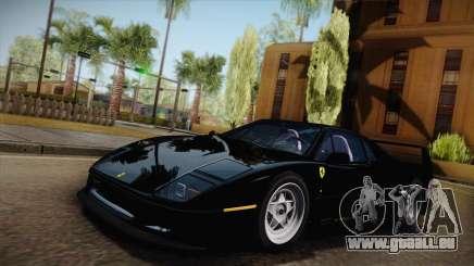 Ferrari F40 (US-Spec) 1989 IVF für GTA San Andreas