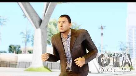 GTA 5 Korean Gangster 3 pour GTA San Andreas