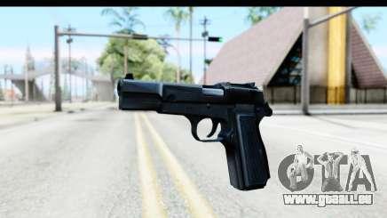 Browning Hi-Power für GTA San Andreas