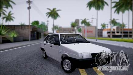 2109 STOKE pour GTA San Andreas