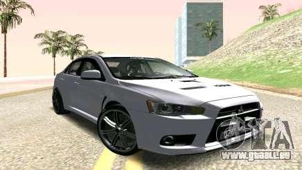 Mitsubishi Lancer pour GTA San Andreas