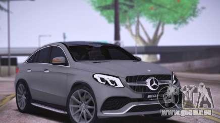 Mercedes-Benz GLE AMG für GTA San Andreas