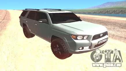 Toyota 4Runner pour GTA San Andreas