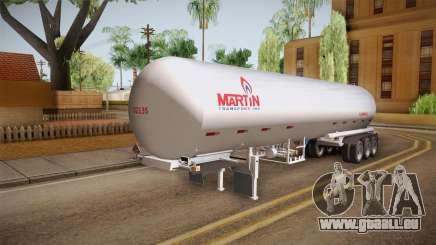 Trailer Americanos v3 pour GTA San Andreas