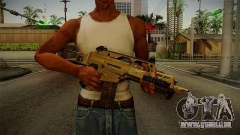HK G36C v4 pour GTA San Andreas