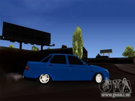 VAZ 2110 BPAN für GTA San Andreas linke Ansicht