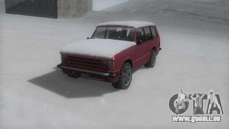 Huntley Winter IVF für GTA San Andreas