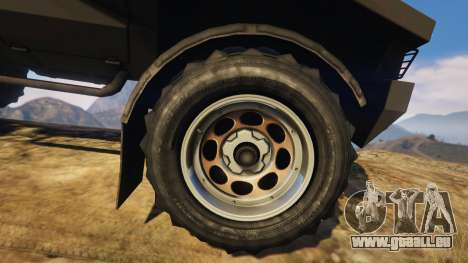 Punisher Unarmed Version pour GTA 5