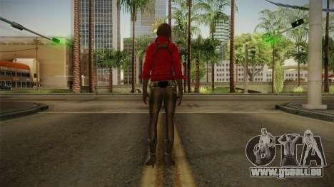 Resident Evil 6 - Ada für GTA San Andreas dritten Screenshot