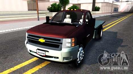 Chevrolet HD 3500 2013 für GTA San Andreas