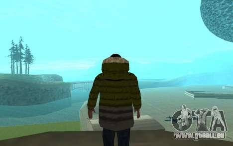 Los Santos Vagos für GTA San Andreas dritten Screenshot