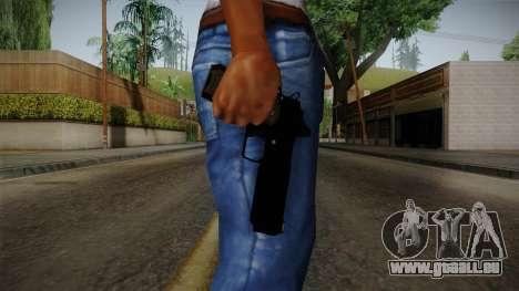 GTA 5 Heavy Pistol pour GTA San Andreas