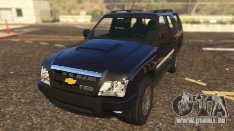 Chevrolet Blazer 4x4 für GTA 5
