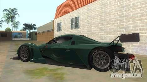 Praga R1 pour GTA San Andreas laissé vue