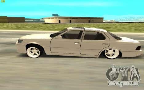 Toyota Celsior UCF10 für GTA San Andreas zurück linke Ansicht