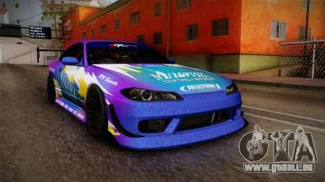 Nissan Silvia S15 BN-Sports pour GTA San Andreas