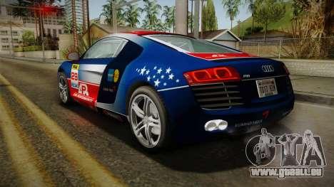 Audi R8 Coupe 4.2 FSI quattro EU-Spec 2008 YCH pour GTA San Andreas