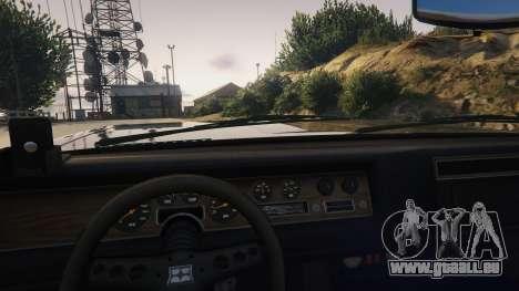 TLAD Regina Sedan für GTA 5