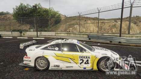Opel Calibra DTM pour GTA 5