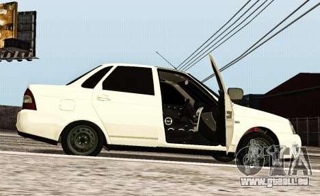 2170 Ordre pour GTA San Andreas vue de droite