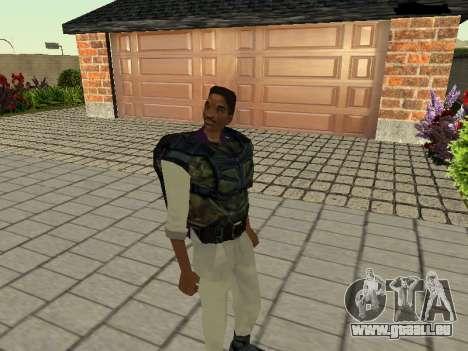 Lance Vance (Blackie) für GTA San Andreas zweiten Screenshot