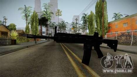 HK416 v1 pour GTA San Andreas