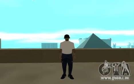 Varios Los Aztecas für GTA San Andreas