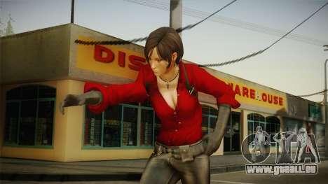 Resident Evil 6 - Ada pour GTA San Andreas